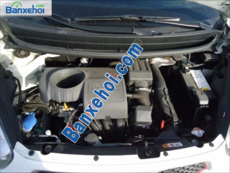 Cần bán lại xe Kia Morning sản xuất 2011, màu trắng, nhập khẩu