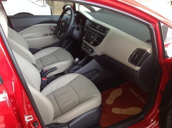 Bán xe Kia Rio 2016, màu đỏ, nhập khẩu chính hãng giá cạnh tranh