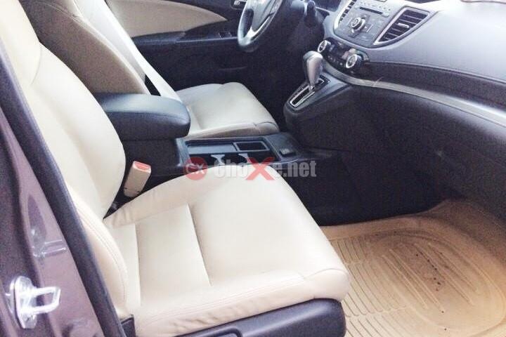 Bán ô tô Honda CR-V 2.0 2015, màu nâu, trong nước