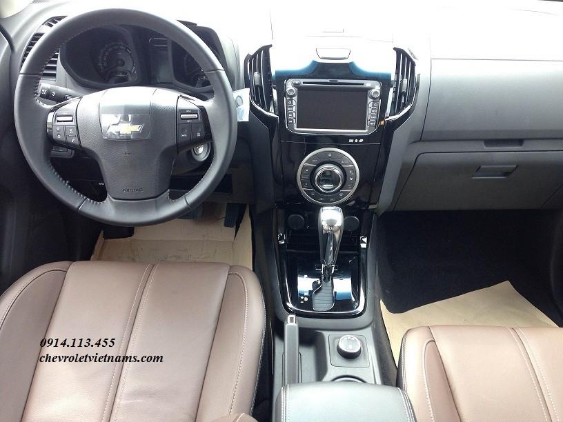 Bán Chevrolet Colorado High Country 2.8 LTZ số tự động, nhập khẩu nguyên chiếc, giá thỏa thuận, tặng phụ kiện