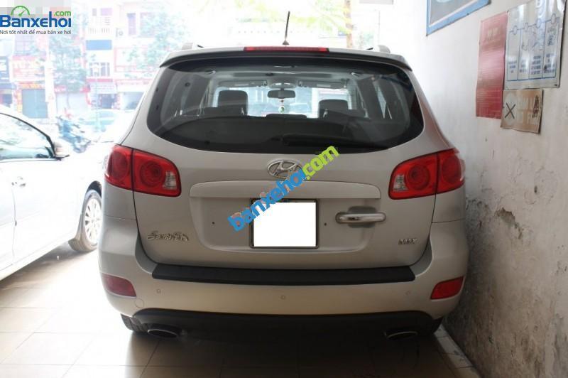 Xe Hyundai Santa Fe MLX 2009