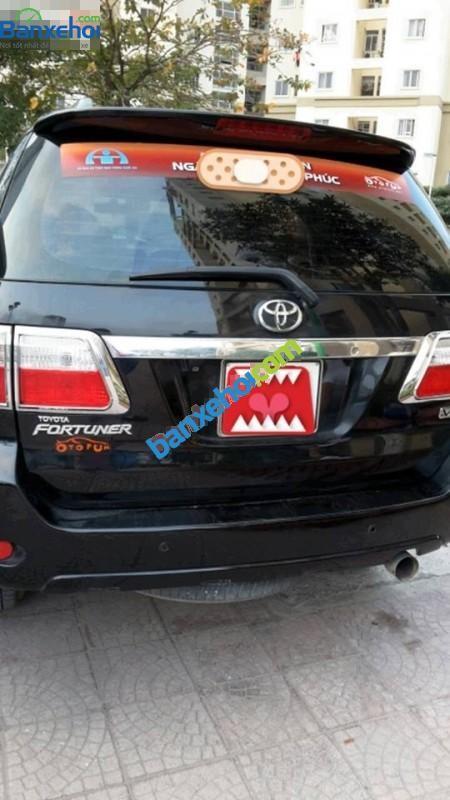 Xe Toyota Fortuner V 2009