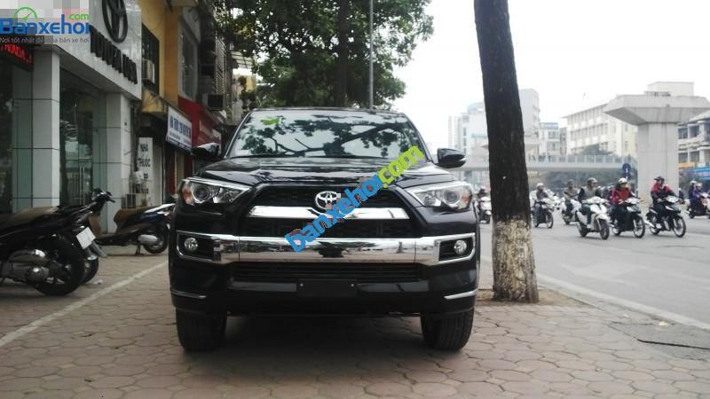 Xe Toyota 4 Runner Limited 2015