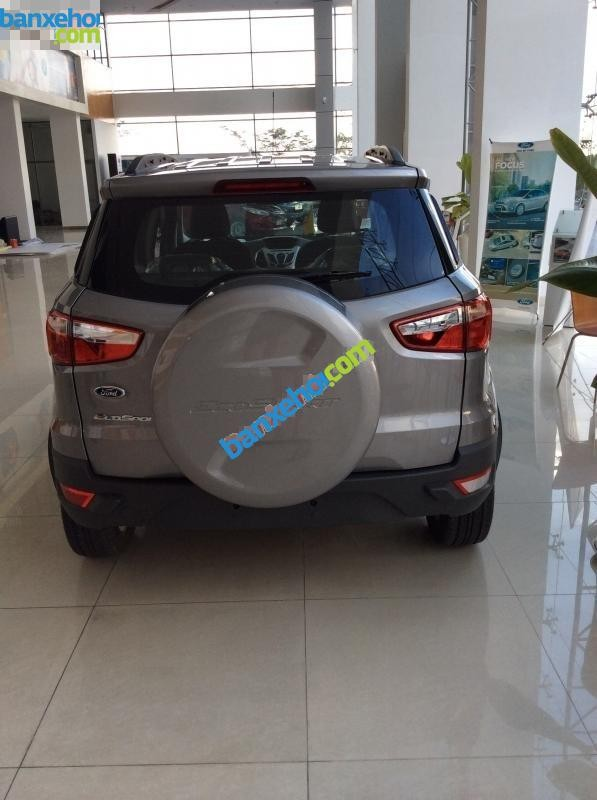 Xe Ford EcoSport AT 2015