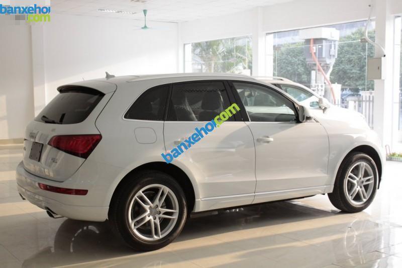 Xe Audi Q5 2.0 2014