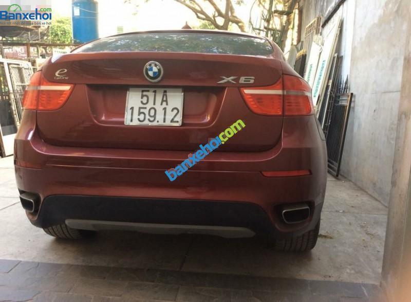 Xe BMW X6 5.0i 2008