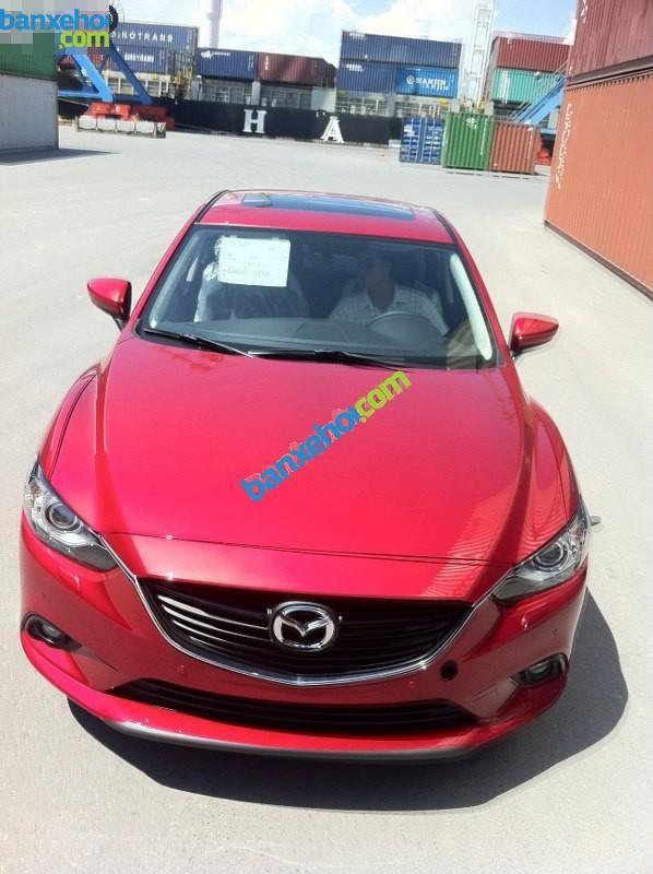 Xe Mazda AZ 6 2.0L 2014