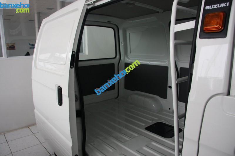 Xe Suzuki Super Carry Van   2015