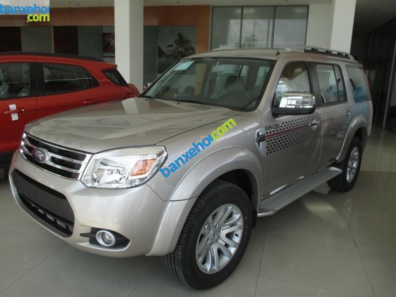 Xe Ford Everest AT 4x2   2015