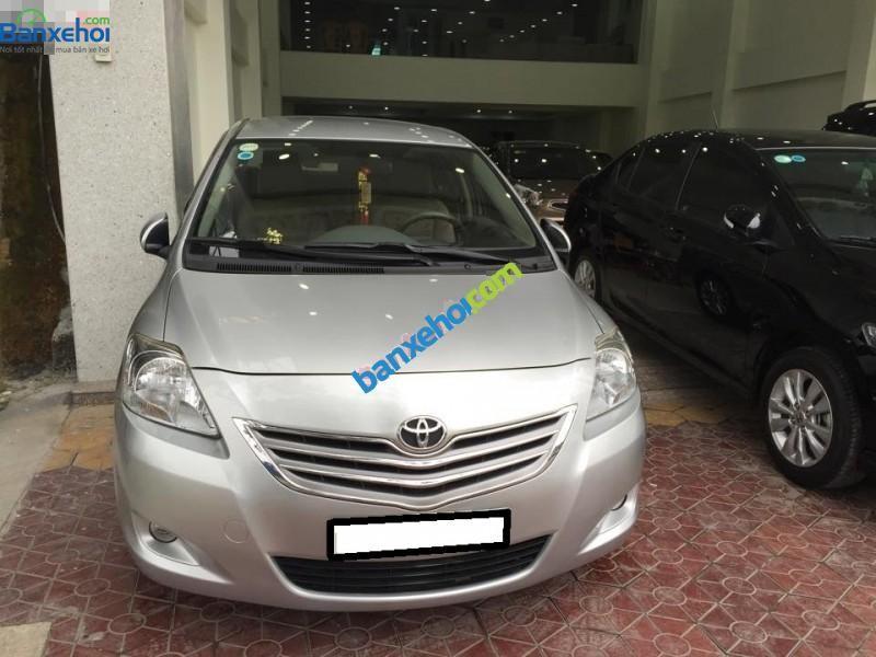 Xe Toyota Vios 1.5E 2010