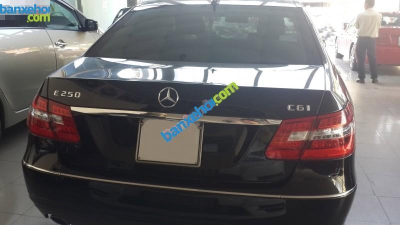 Xe Mercedes-Benz E class E250 2009