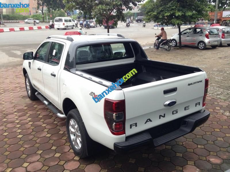 Xe Ford Ranger   3.2 AT 4x4 2015