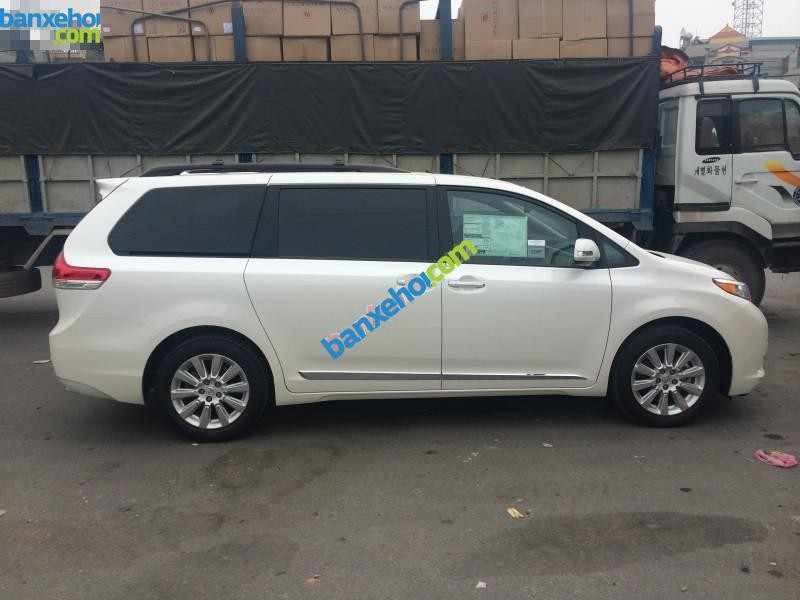 Xe Toyota Sienna Limited 2014