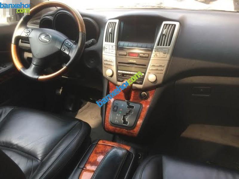 Xe Lexus RX 330 2006