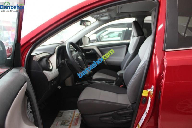 Xe Toyota RAV4 AWD 2015