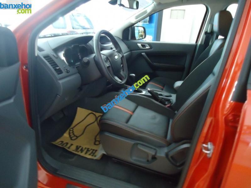 Western Ford Đà Lạt bán xe Ford Ranger AT 4x2 năm 2015, màu đỏ, nhập khẩu