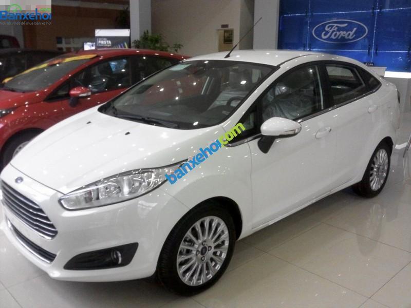 Xe Ford Fiesta 1.5AT Titanium 2015