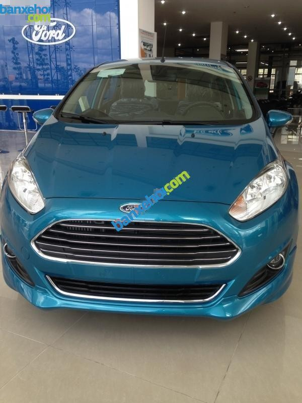 Xe Ford Fiesta 1.0L EcoBoost 2015