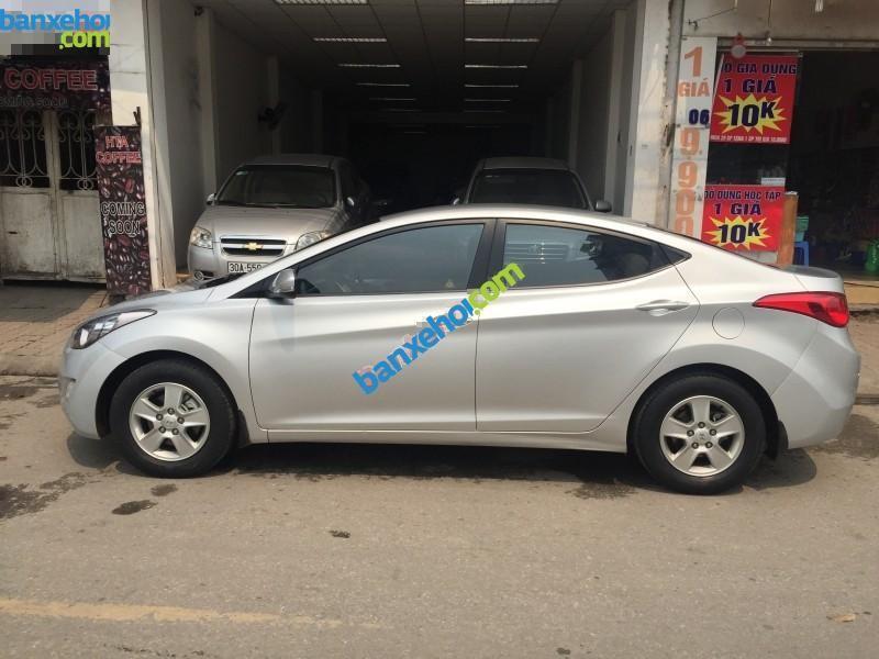 Xe Hyundai Elantra 1.8AT 2011