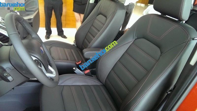 Bán xe Ford EcoSport Titanium sản xuất 2015, màu đỏ, giá tốt, nhanh tay liên hệ