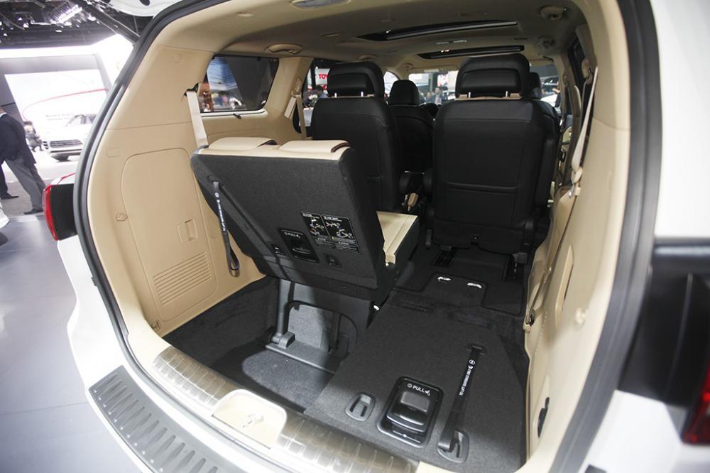 Xe Kia VT250 GAT 2015