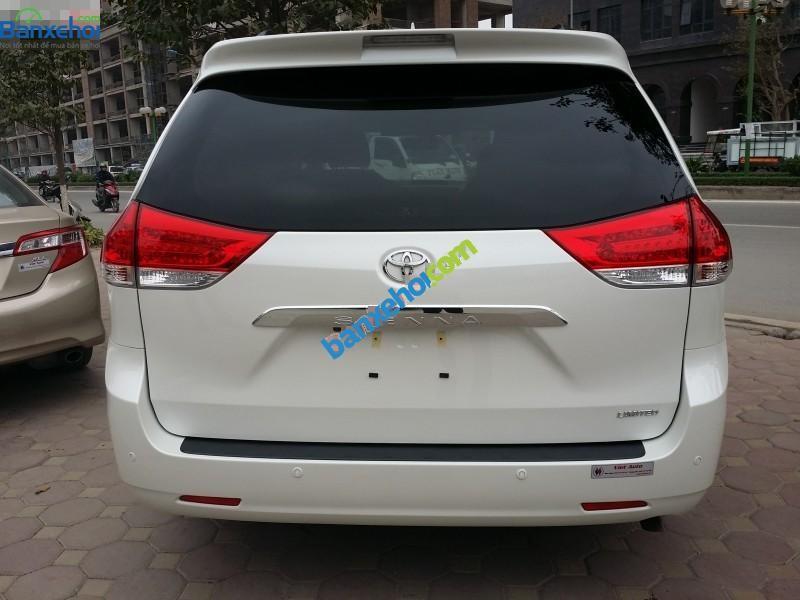 Xe Toyota Sienna 3.5    2015