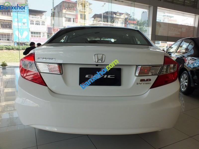 Xe Honda Civic 2.0 2015