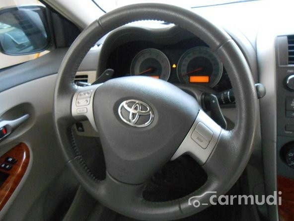 Xe Toyota Corolla altis  2009