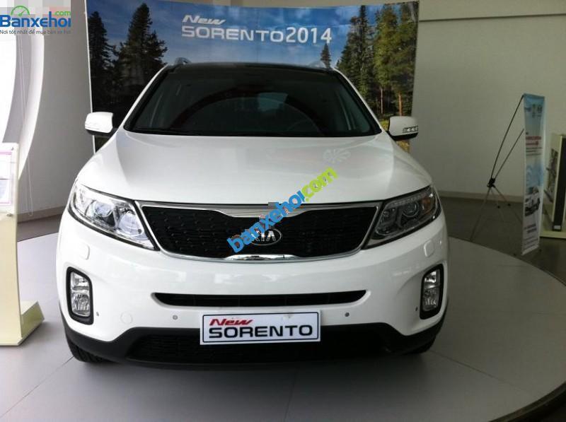 Xe Kia Sorento 2.4L 2015
