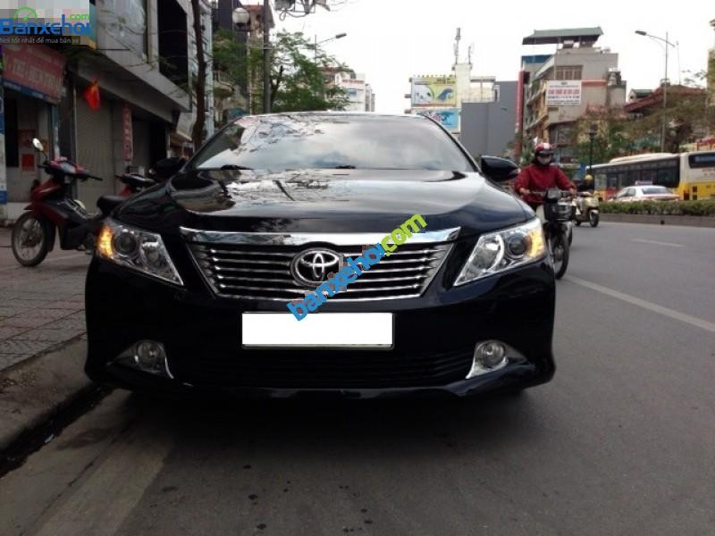 Xe Toyota Camry 2.5Q 2013
