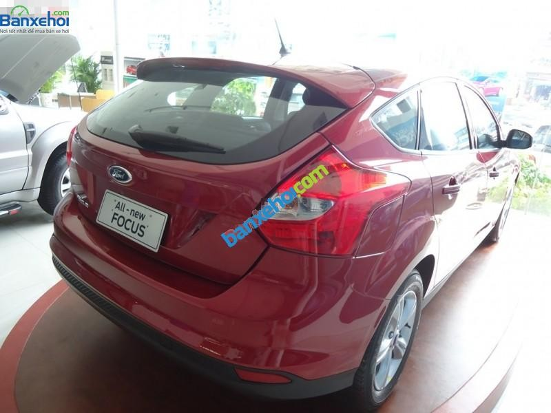 Xe Ford Focus 1.6 AT 2015