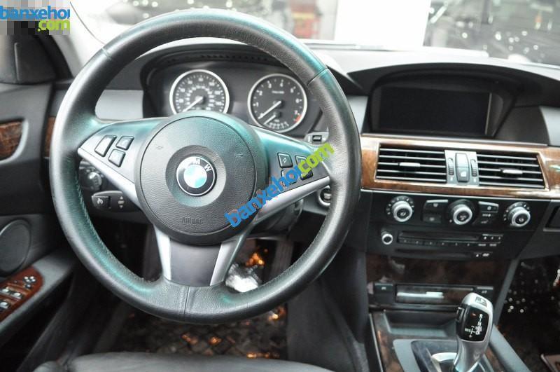 Xe BMW 5 Series 535i 2007