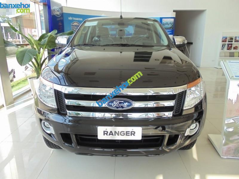 Xe Ford Ranger XLT 4x4 MT 2015