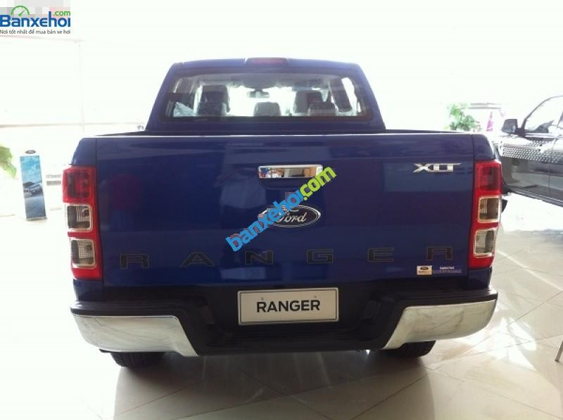 Xe Ford Ranger XLT 2015