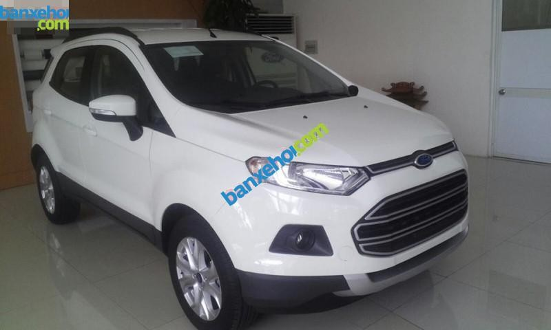 Xe Ford EcoSport Trend 2015