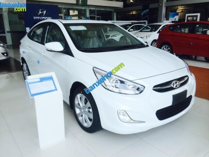 Xe Hyundai Accent 1.4MT 2015