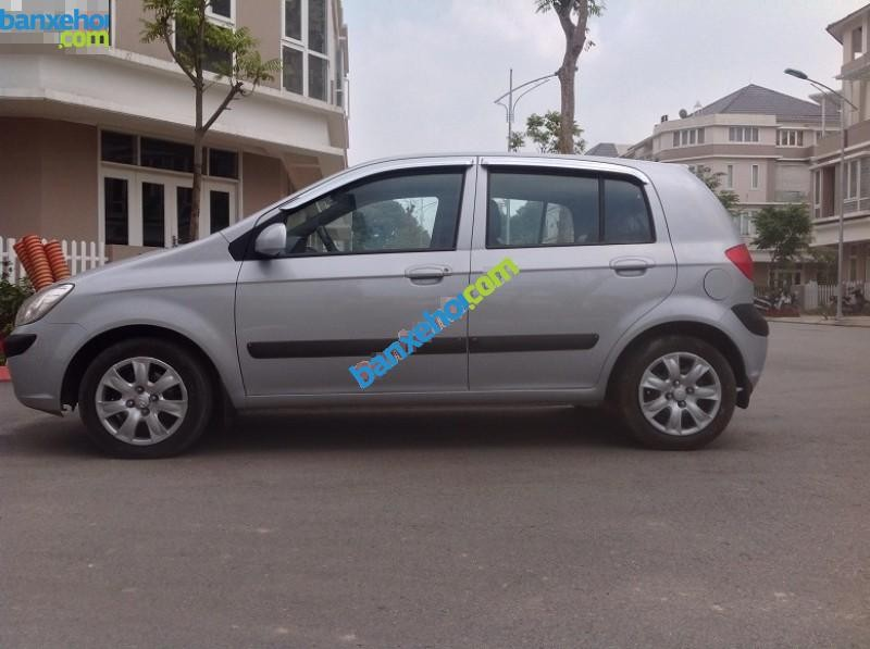 Xe Hyundai Getz 1.1 MT 2010