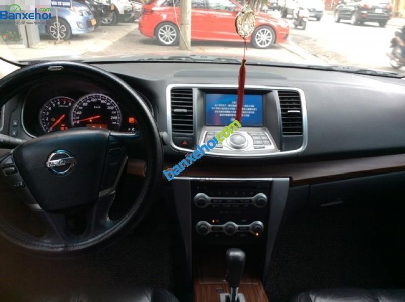 Xe Nissan Teana  2009