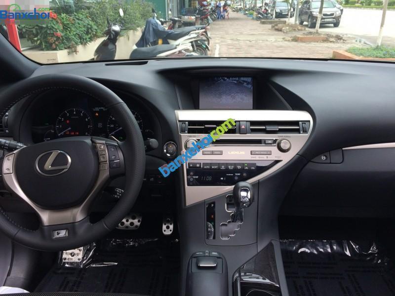 Xe Lexus RX 350 Fsport 2015