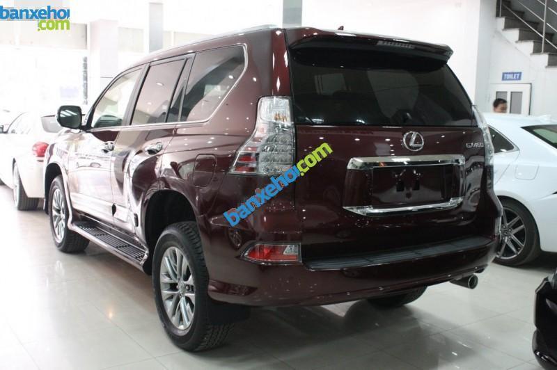 Xe Lexus GX 460 2015