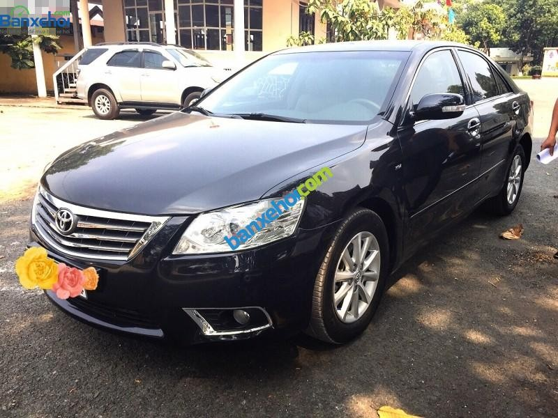Xe Toyota Camry 2.4AT 2012
