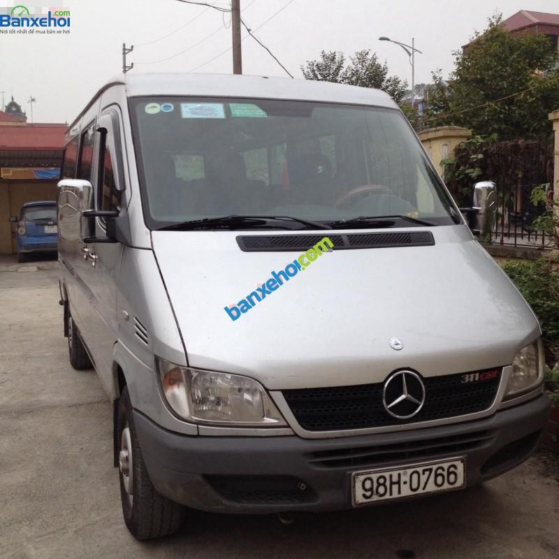 Xe Mercedes-Benz Sprinter  2008