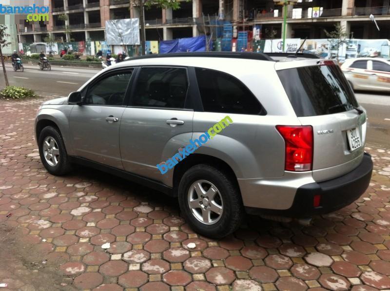 Xe Suzuki XL 7  2008