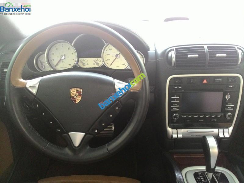 Xe Porsche Cayenne Turbo S 2009