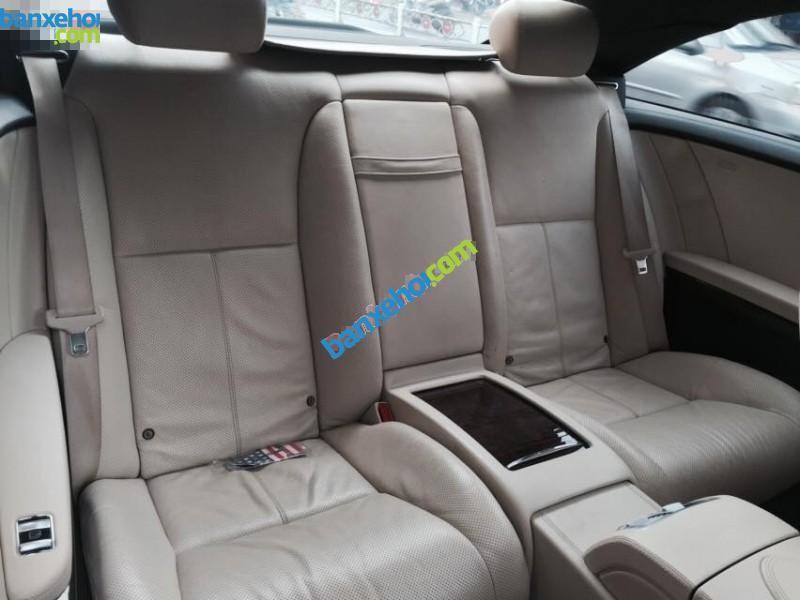 Xe Mercedes-Benz CL class 550 AMG 2007