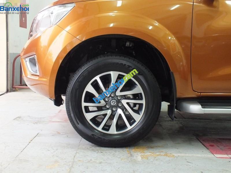 Xe Nissan Navara SL NP300 2015