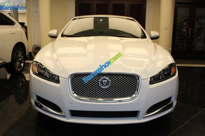 Xe Jaguar XF 2.0 2014