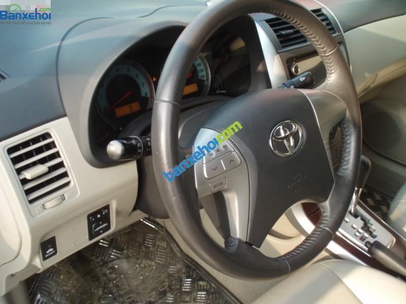 Xe Toyota Corolla altis 1.8G 2011