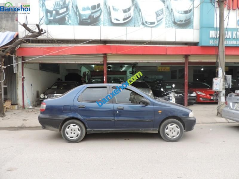Xe Fiat Siena 1.3 2001