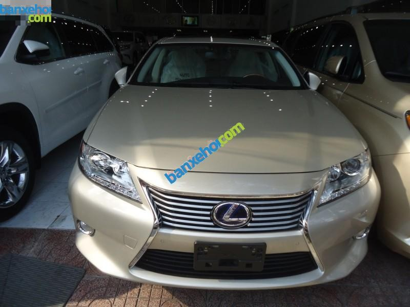 Xe Lexus ES 300h 2014